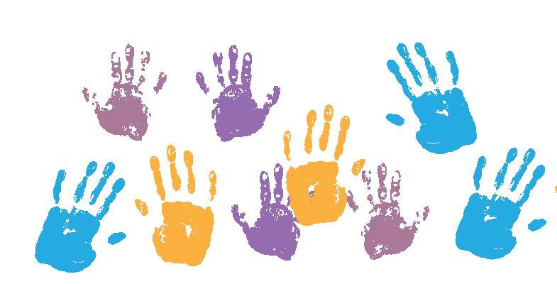 hands footer mobile
